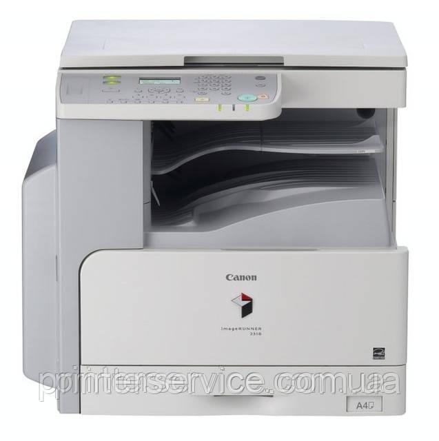 МФУ Canon iR2420, принтер, сканер, копир формата А3