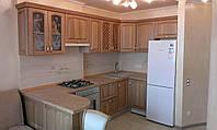 Светлая кухня - дуб, фото 1