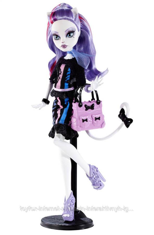 Куклы Монстер Хай Новый Скарместр - Monster High New Scaremester