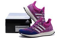 Кроссовки женские Adidas Ultra Boost violet