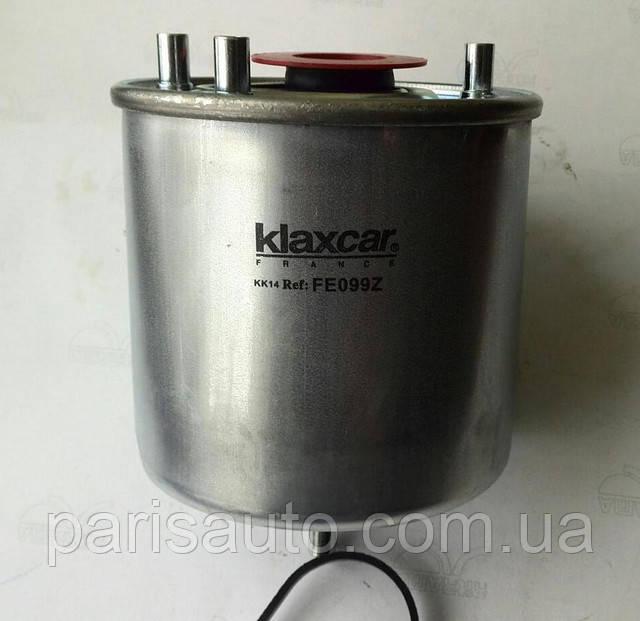 Замена топливного фильтра  Ситроен Пежо дизель  Puflux CS762 Klaxcar FE099z Citroen Peugeon