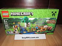 Лего Майнкрафт 21114 Ферма LEGO Minecraft 21114 The Farm