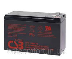 Акумуляторна батарея CSB UPS12460, 12V9Ah (151х65х94мм)
