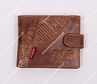 Кошелек кожаный Kavi's 1810 1