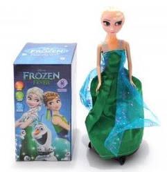 Кукла Frozen музыкальная