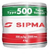Полипропиленовый шпагат SIPMA