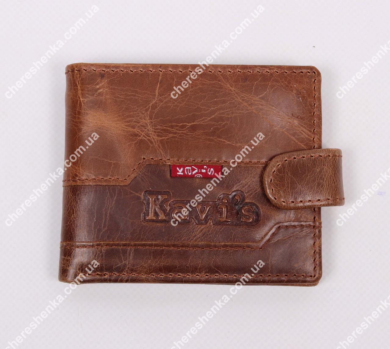 Кошелек кожаный Kavi's 8321 1