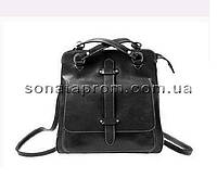 Кожаная сумка-рюкзак katana 32605
