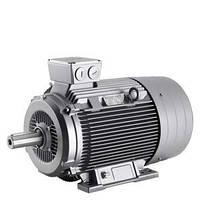 Электродвигатель 22 кВт 40 А Siemens 1LA5183-2AA10-Z D22