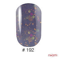 Гель-лак Naomi Candy Bar 6 мл №192