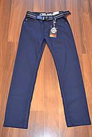 Коттоновые брюки для мальчиков подростков.Размеры 134-164 см.Фирма CHILDHOOD ,Венгрия, фото 1