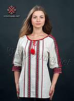 Женская вышитая рубашка 0047