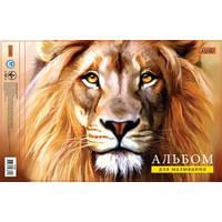 Альбом для рисования А4 40л/120 склейка (м) 130203
