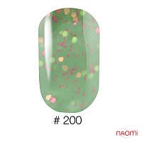 Гель-лак Naomi Candy Bar 6 мл №200
