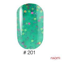 Гель-лак Naomi Candy Bar 6 мл №201