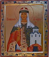 Икона Святая равноапостольная княгиня Ольга
