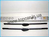 Комплект щеток стеклоочистителя  2шт на Renault Kango II 08- 288909916r (оригинал)