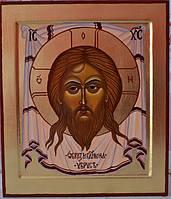 Икона писаная Спас Нерукотворный