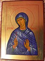 Икона Преподобномученицы Евгении Римской