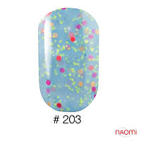 Гель-лак Naomi Candy Bar 6 мл №203