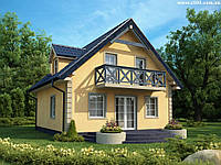 Сборные дачные домики