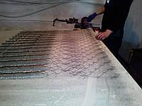 Сітка-рабиця товщина проволоки 1,6мм. 58х58 висота рулона 1,5 м.
