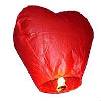 Небесный фонарик Сердце VIP
