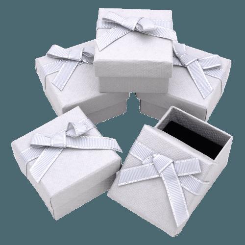 Подарочные коробки 50x50x35 Серый