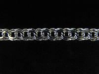 Серебряная цепочка ГАРИБАЛЬДИ (13-23 грамма)