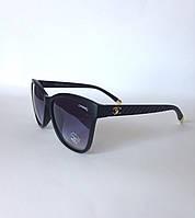 Женские солнцезащитные очки Chanel 5330 черные