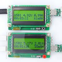 USB тестер профессиональный max 25v 3a