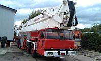 Большая автовышка 50 метров в Киеве, фото 1