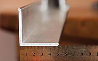 Уголок алюминиевый 50х50х4 мм АД31Т, фото 1
