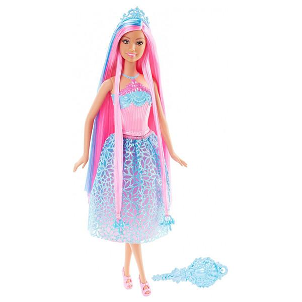 """Кукла Барби """"Принцесса с длинными волосами"""" (голубые) / Barbie Endless Hair Kingdom Princessl, Blue"""