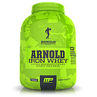 Протеин Muscle Pharm Arnold Series Iron Whey (2,27 kg)