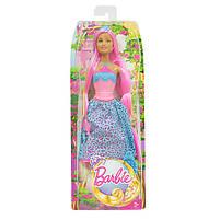 """Кукла Барби """"Принцесса с длинными волосами"""" (голубые) / Barbie Endless Hair Kingdom Princessl, Blue, фото 4"""