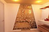 Стеклопакет в сауну(Стеклянный фасад в сауну), фото 7
