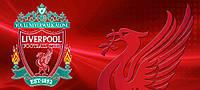Чашка чайная футбольная с изображением символики FC Liverpool