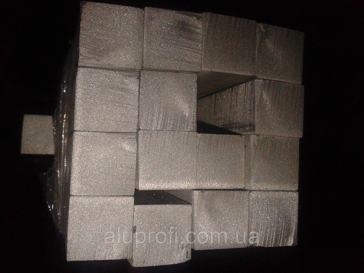 Квадрат алюминиевый 15х15мм 2017 Т451 (Д1Т)