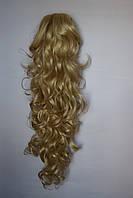 Шиньон из искусственного волоса на крабе