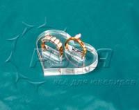 Подставка под обручальные кольца