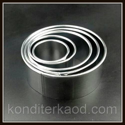 Кольца для гарнира (5 шт в наборе)