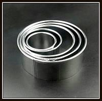 Кольца для гарнира (5 шт в наборе), фото 1