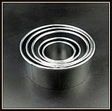 Кольца для гарнира (5 шт в наборе), фото 2