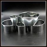Кольца для гарнира (5 шт в наборе), фото 5