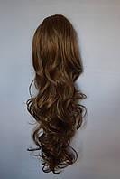 Шиньон из искусственных волос на крабе