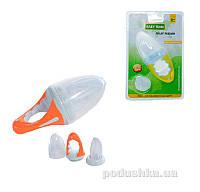 Фрут Фидер/Сеточка для прикорма (+доп.сеточка) Baby Team AKT-6200