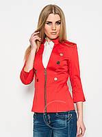 Молодежный женский  пиджак, фото 1