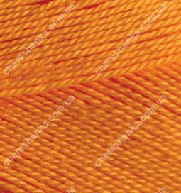 Нитки Alize Miss 83 оранжевый, фото 2