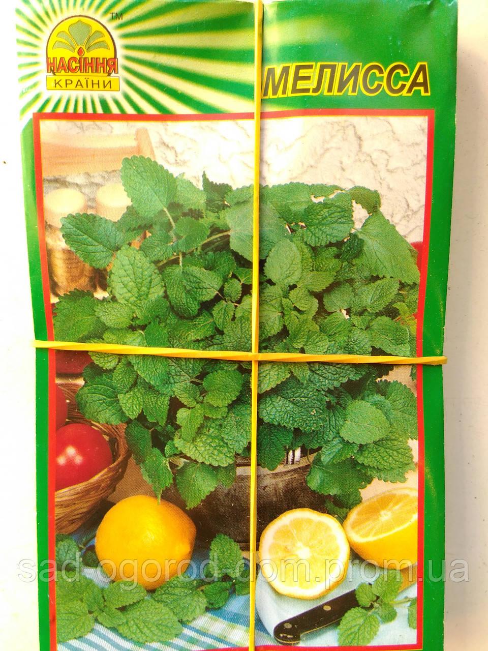 Мелисса лимонная 0,1г